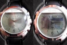 腕時計型ハイテクカンニング機器