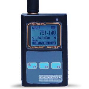 【SC-101HX】多機能小型周波数カウンター