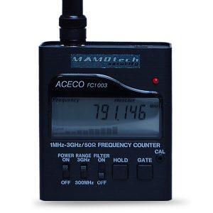 【SC-201H】多機能小型周波数カウンター
