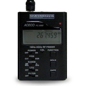 【SC-202H】多機能小型周波数カウンター