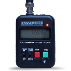 【SC-204H】多機能小型周波数カウンター