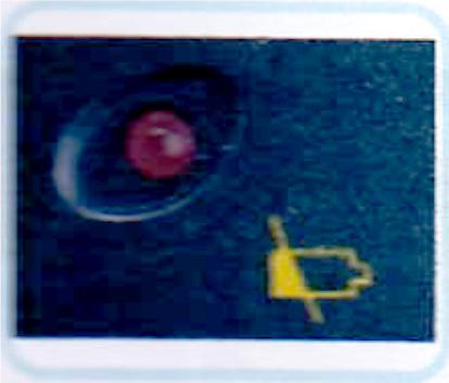バッテリー容量低下の警告機能