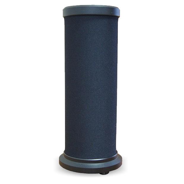 【VRJ-995D-T24/110-1】 プロフェッショナル音声録音器抑止妨害機器<円筒形スピーカーコラム1台システムユニット>