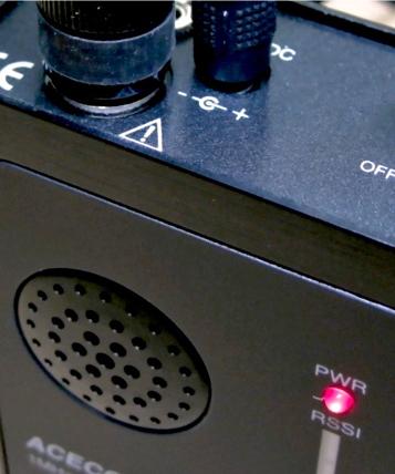 【DTK-610H Rev2】デュアルバンド・ハンドヘルドRFシグナル検出器