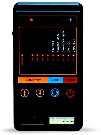 【DTK-611H Rev2】デュアルバンド・ハンドヘルド多機能RFシグナル検出器