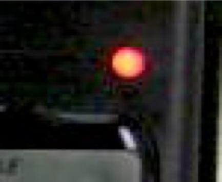 信号検出警告インジケーター機能