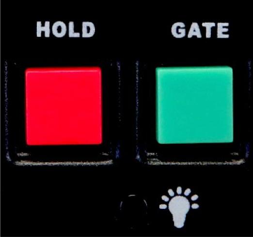 計測時間のゲート機能
