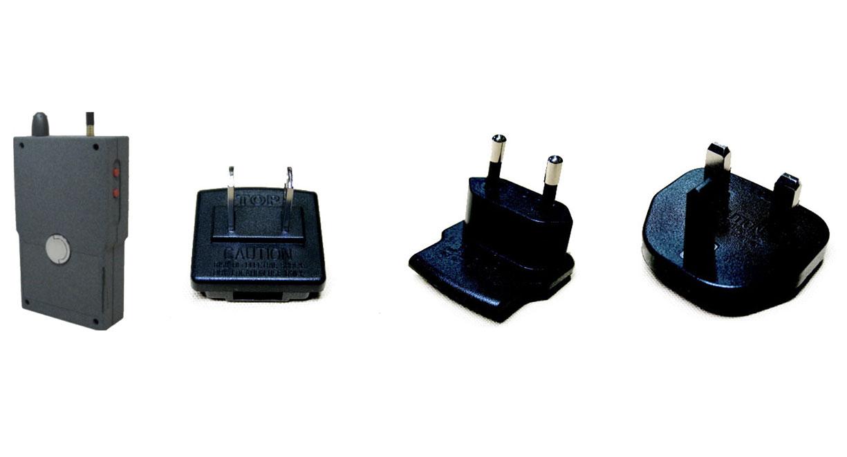 ●充電用コンセントアタッチメント